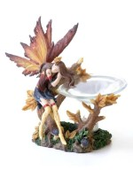 Autumn Fairy Oil Incense Burner