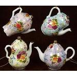 Royal Empress Teapot Ornaments