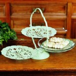 Claridge Three Tiered Dessert Server