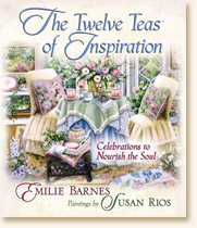 The Twelve Teas of Inspiration